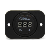 NEW Design Car Automotive Motorcycle waterproof ampere meter DC 12V Digital Panel avometer