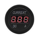 High quality DC 10A red digital amperemeter Current Meter for Car Motorcycle boat