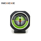 High-precision Vehicle Car Slope Meter Level Car Compass Luminous Gradient Instrument Measuring Tilt