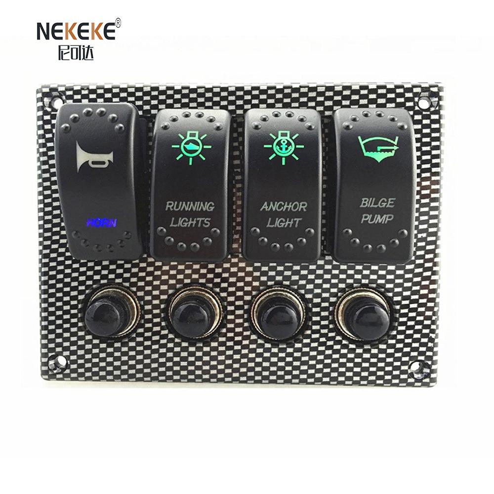 Push button switch - Shenzhen Nekeke Industrial Co., Ltd