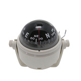 New Sea Marine Electronic Digital Compass Boat Caravan Truck 12V LED Light Black
